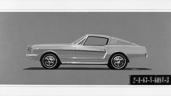 1964 5 ford mustang shorty prototype motrolix First 1964 Mustang 1964 5 ford mustang shorty prototype 20