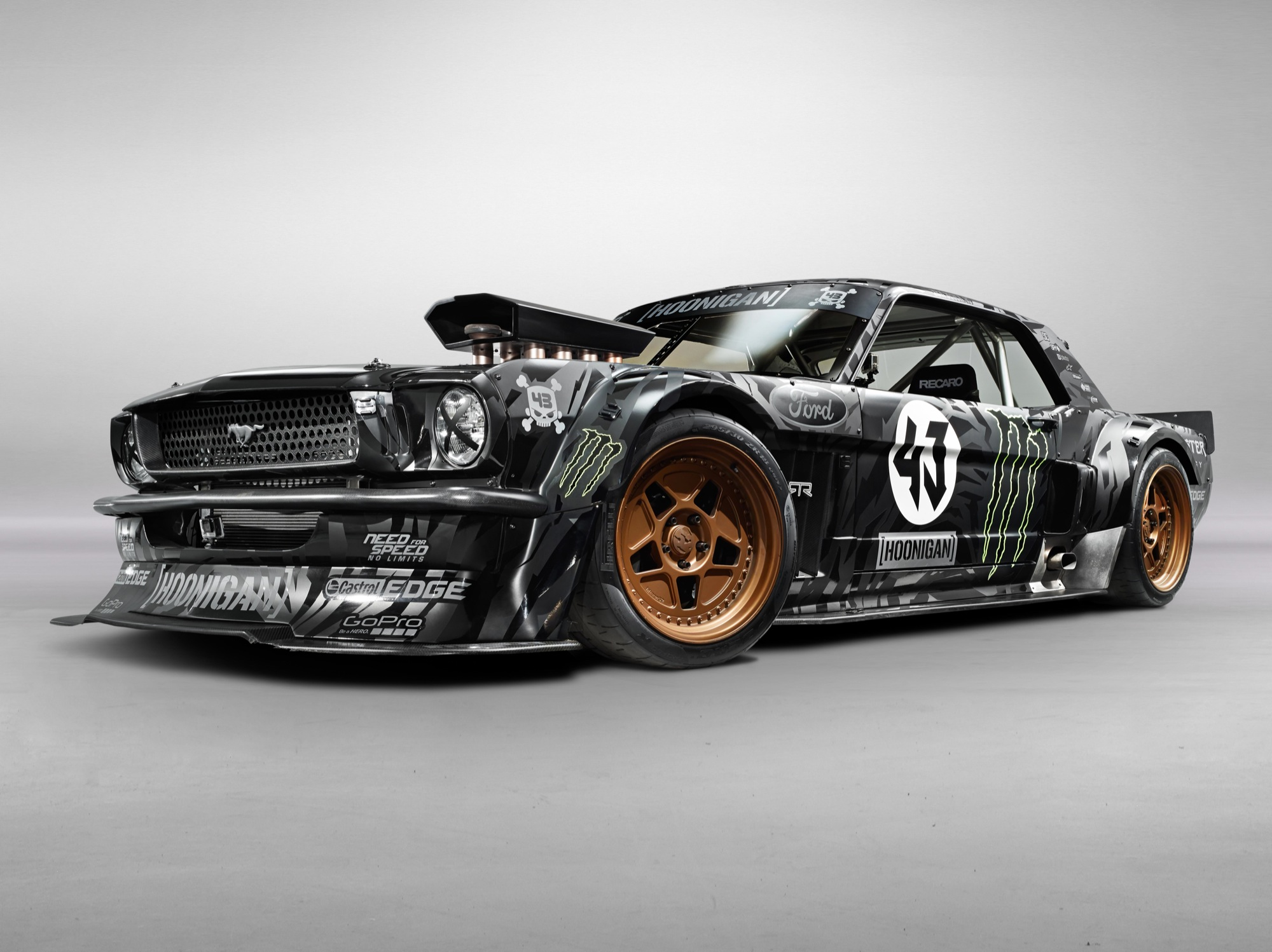 ken block gymkhana 7 hoonicorn ford mustang rtr. Black Bedroom Furniture Sets. Home Design Ideas