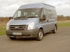 Uk New Ford Transit Nine-seat Shuttle Bus