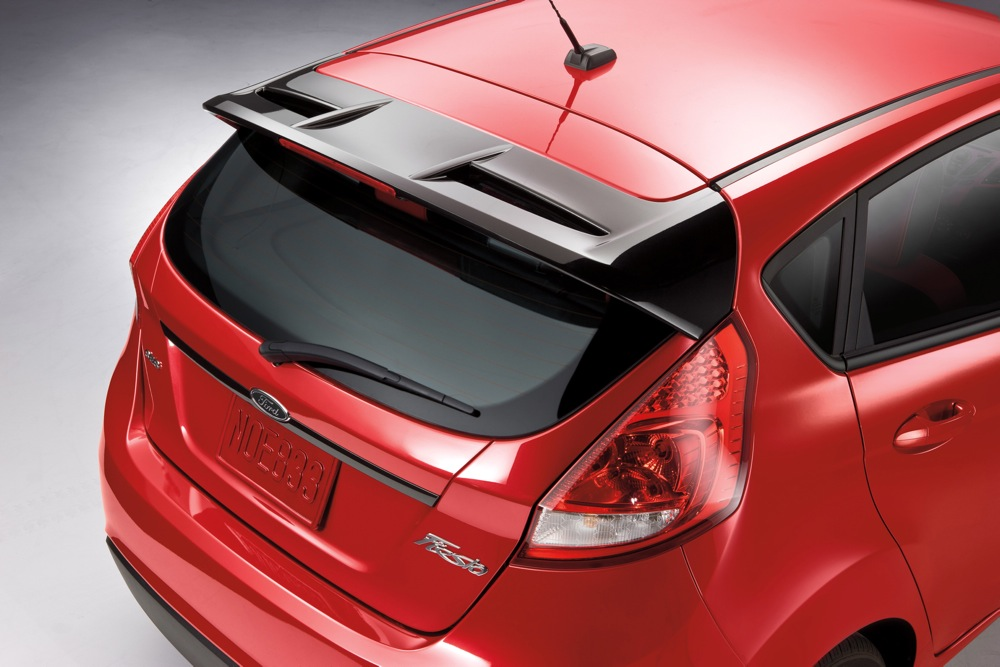 2012 ford fiesta adds more customization for 2012 ford focus exterior accessories