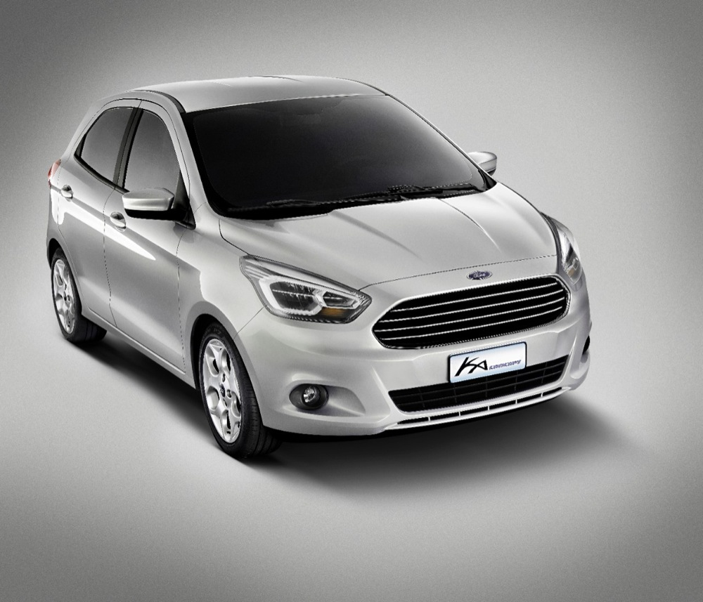ford to launch new ka in europe and other markets by 2016. Black Bedroom Furniture Sets. Home Design Ideas