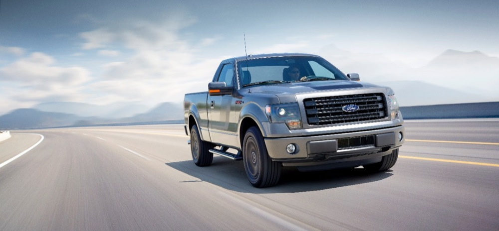 Ford F 150 Tremor To Pace Nascar Camping World Truck Series