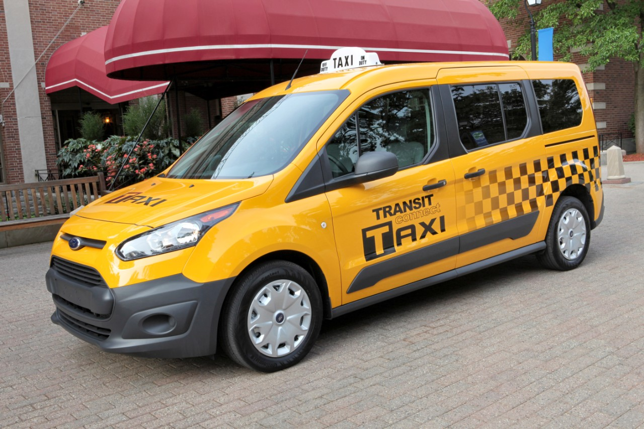 2014 Ford Transit Connect Taxi Motrolix