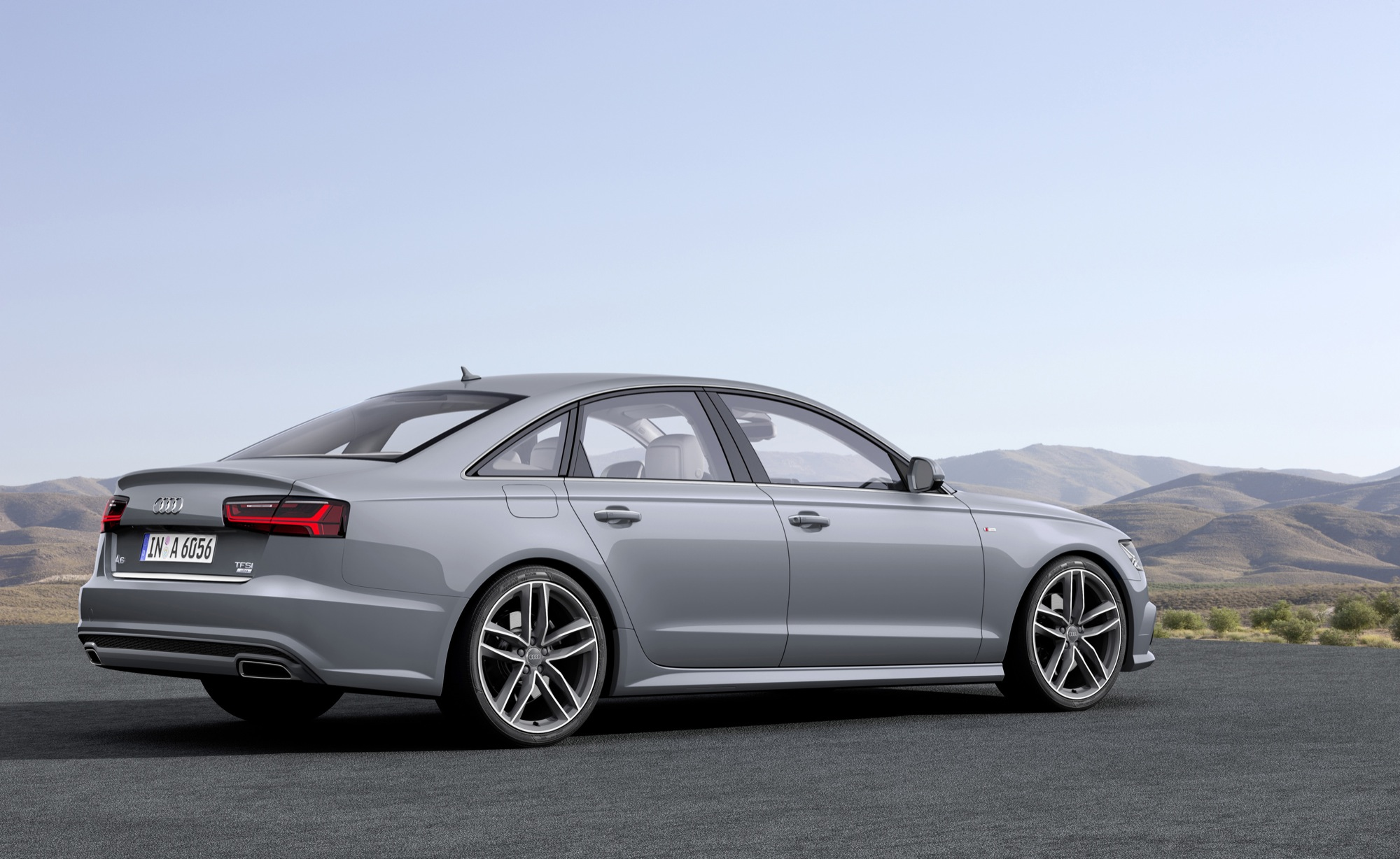 2015 audi a6 s6 rs 6 facelift motrolix. Black Bedroom Furniture Sets. Home Design Ideas