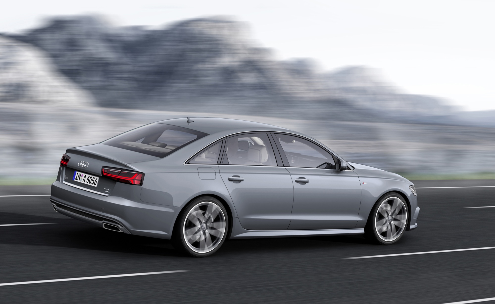 2015 Audi A6 S6 Rs 6 Facelift Motrolix