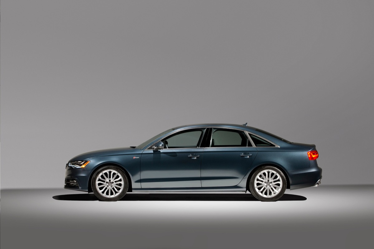 2016 audi a6 changes and updates announced. Black Bedroom Furniture Sets. Home Design Ideas