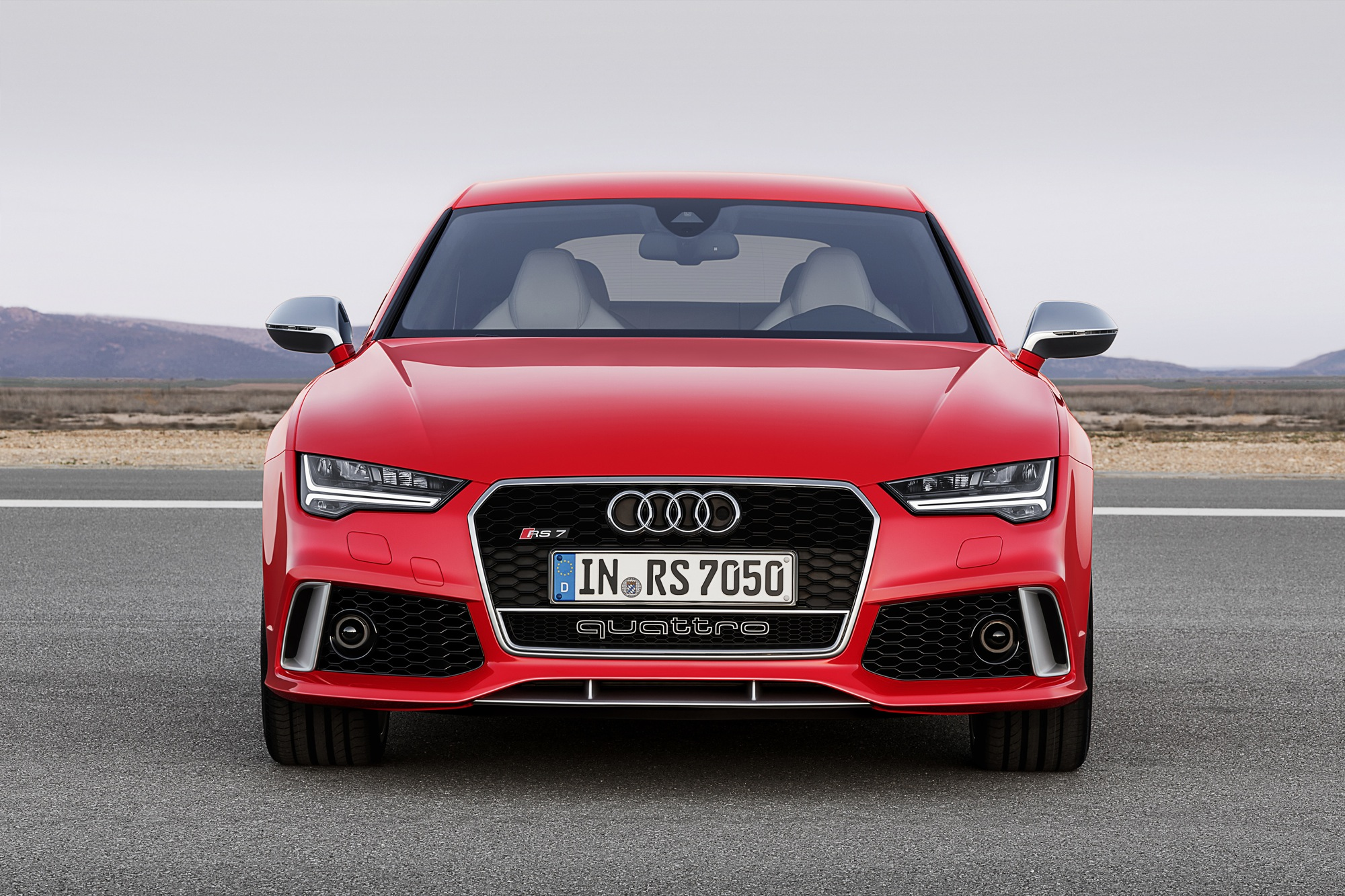 audi shows europe refreshed 2015 rs7. Black Bedroom Furniture Sets. Home Design Ideas