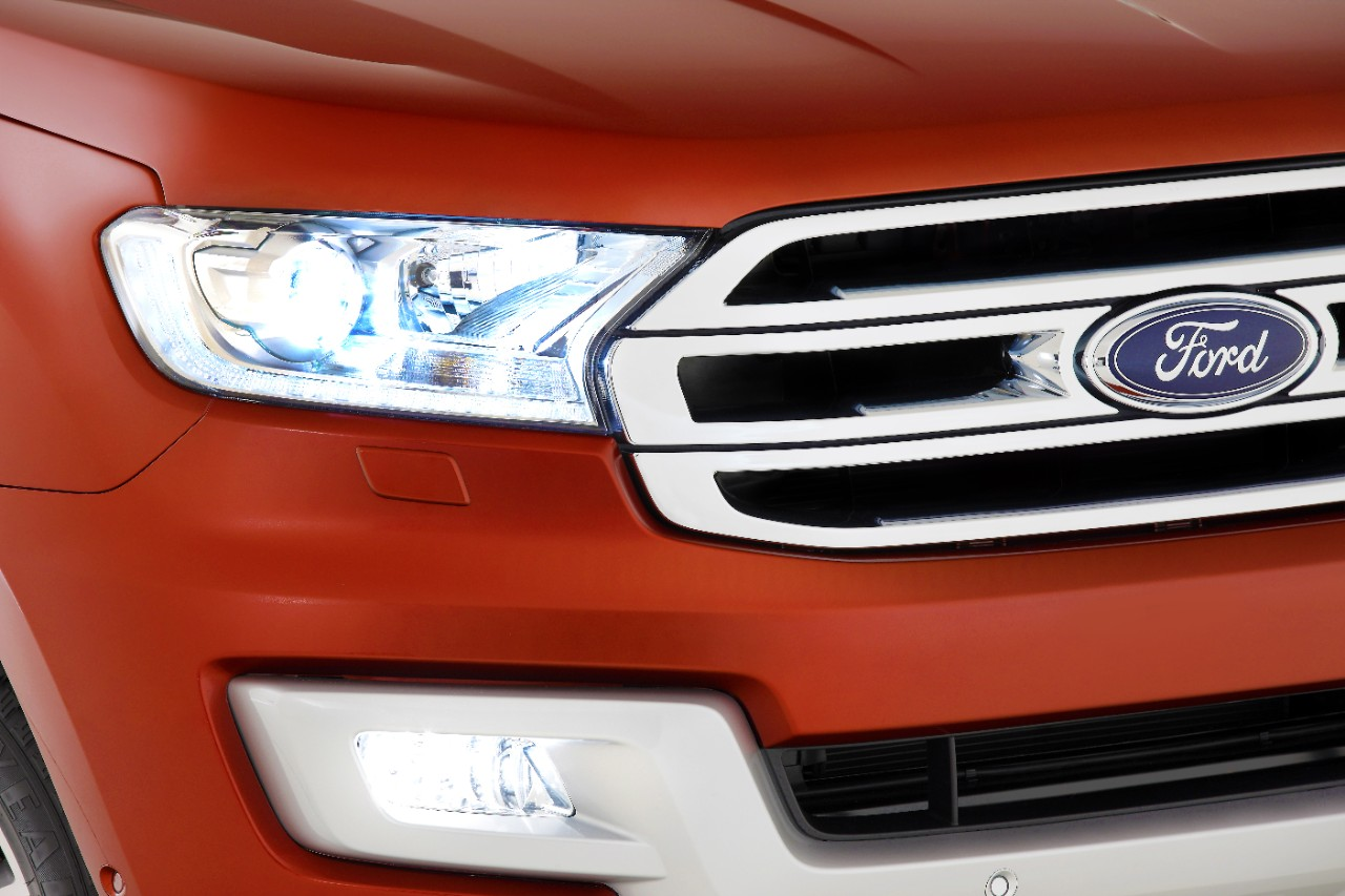 Redesigned 2015 Ford Everest Unveiled In Beijing