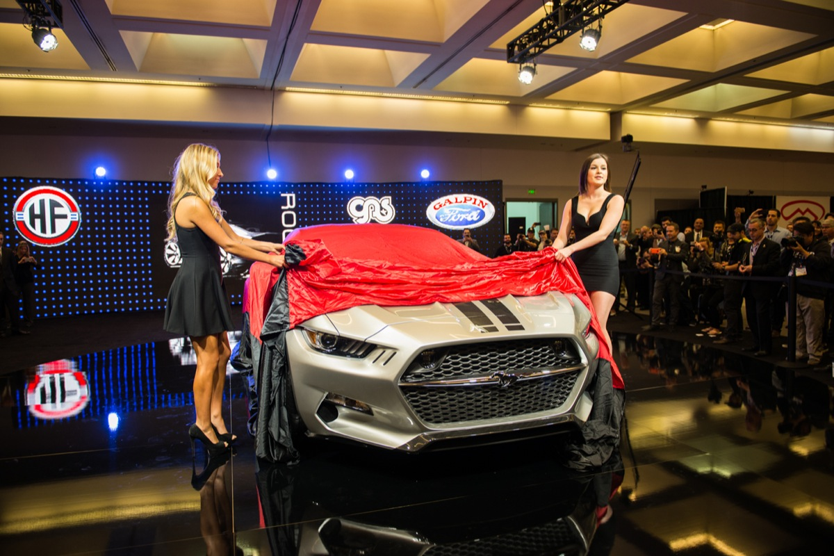 2017 Ford Mustang Rocket Specs Autocarwall
