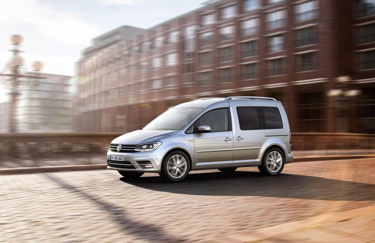 2015 volkswagen caddy revealed. Black Bedroom Furniture Sets. Home Design Ideas