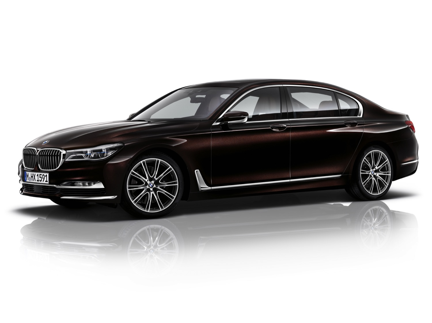 2016 Bmw 7 Series Motrolix