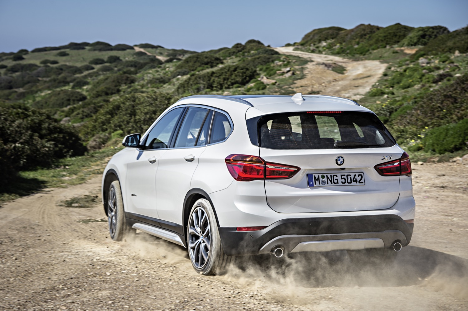 2016 Bmw X1 Motrolix