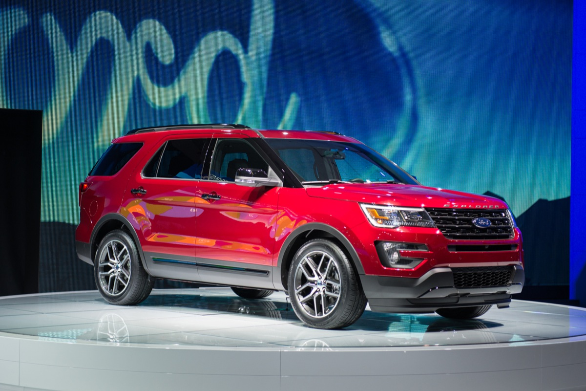 2016 Ford Explorer Motrolix