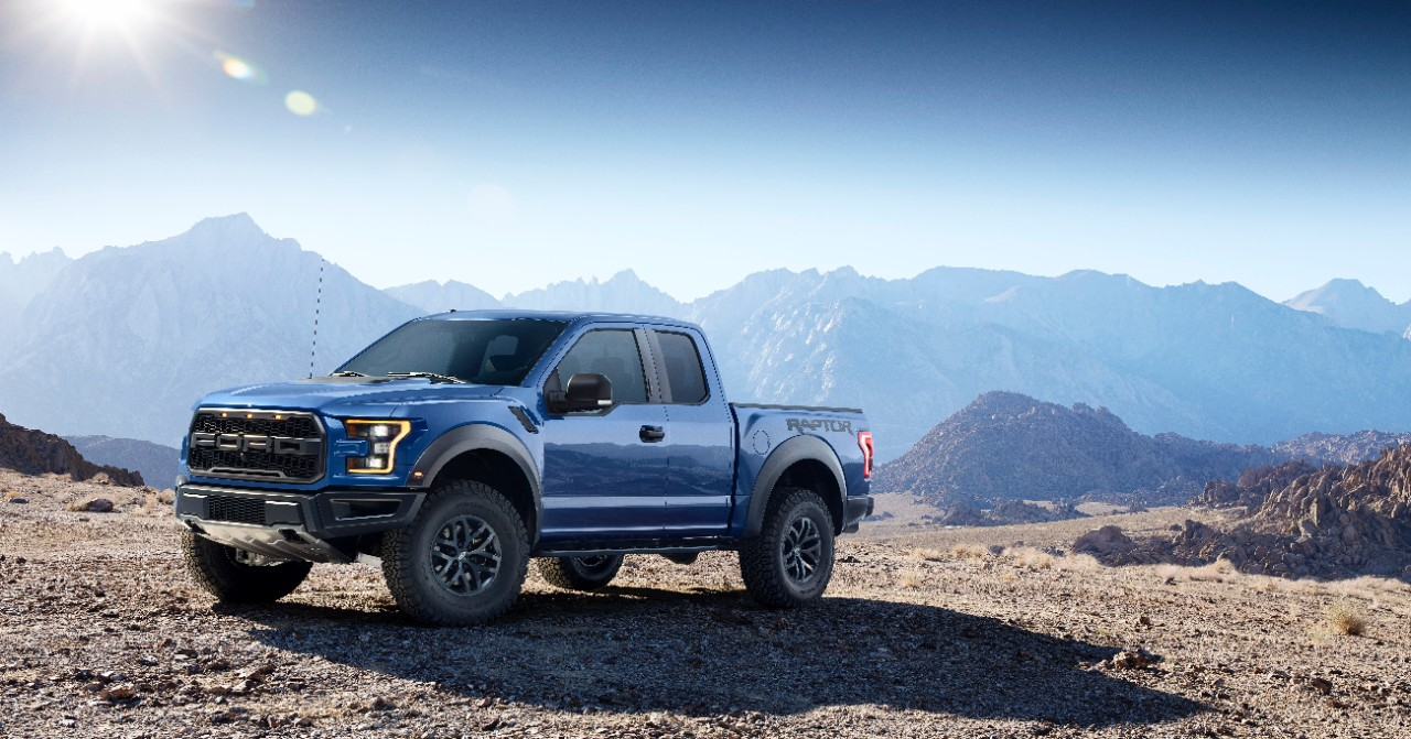 2017 Ford F-150 Raptor | Motrolix