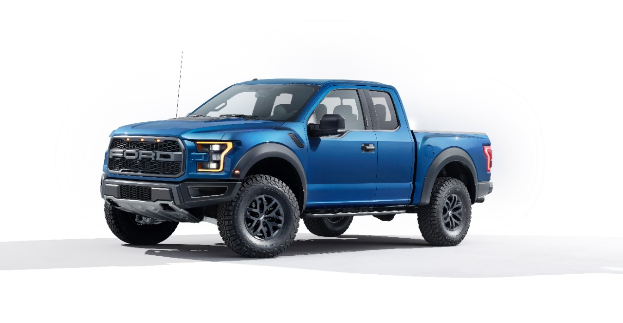 2017 Ford Raptor Revealed At Naias 2015