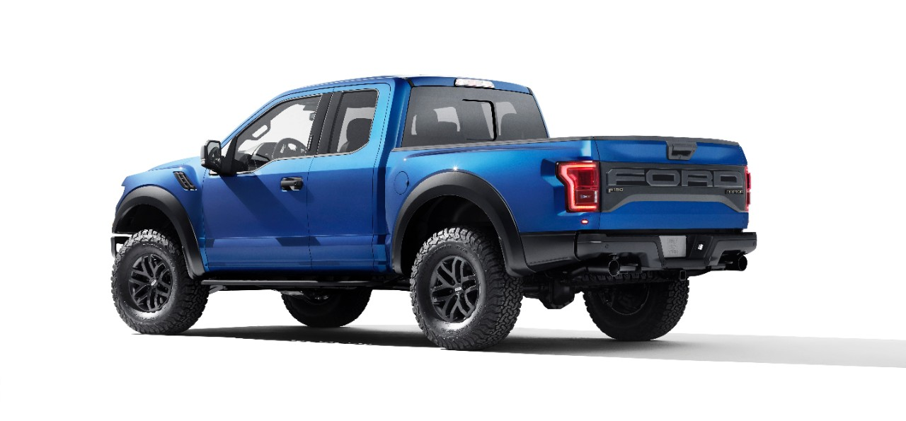 This Is The 2017 Ford Raptor: NAIAS 2015