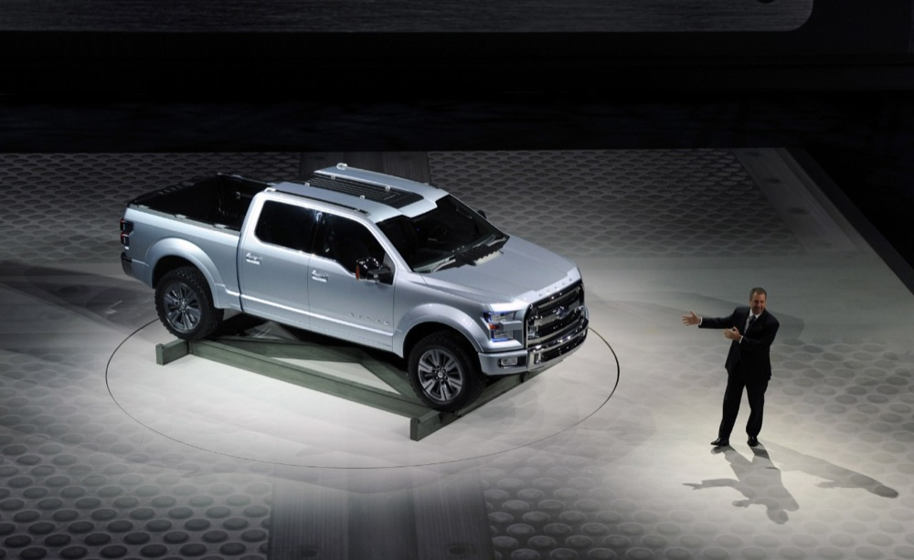 2015 F150 Information Pictures Specs MPG Wiki  More
