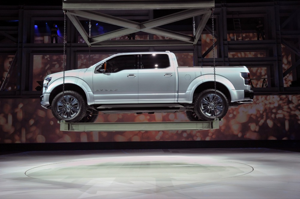 2015 F150 Information, Pictures, Specs, MPG, Wiki & More