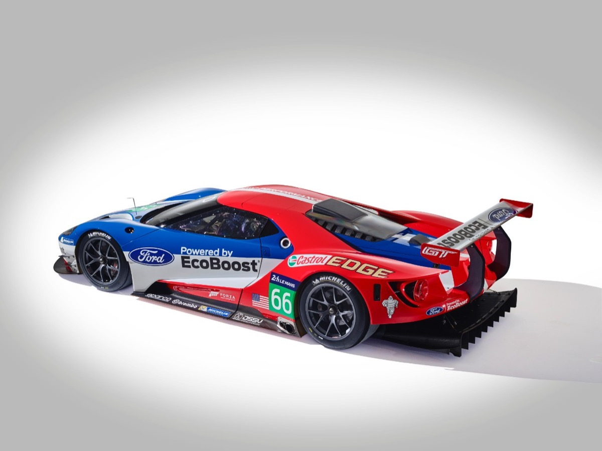 ford gt supercar 2016 le mans motrolix. Black Bedroom Furniture Sets. Home Design Ideas