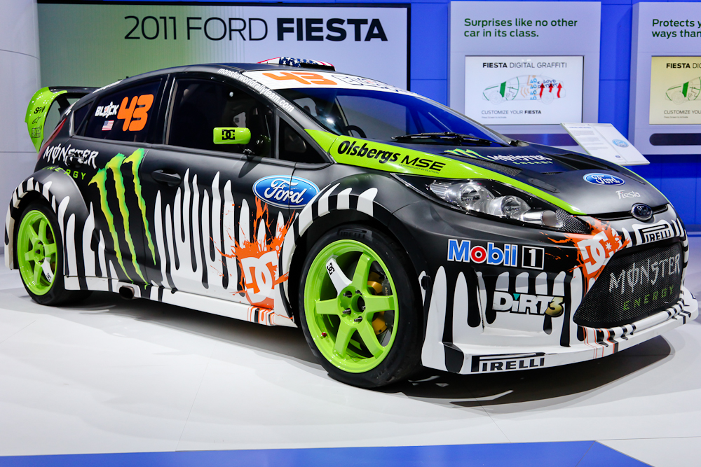 ken block 39 s ford fiesta motrolix. Cars Review. Best American Auto & Cars Review