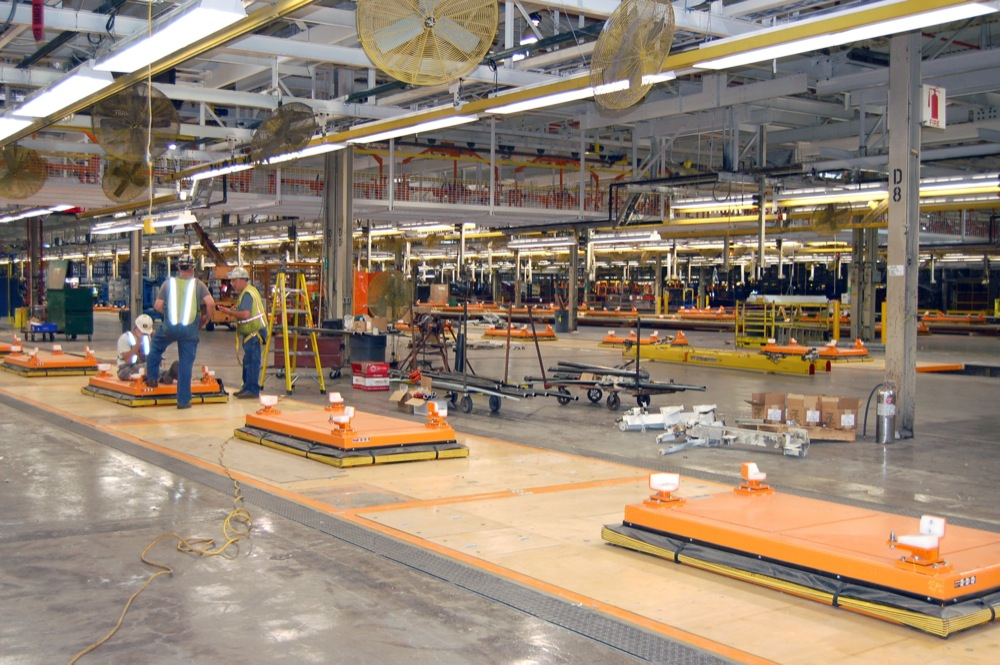 Ford assembly plant in michigan #10
