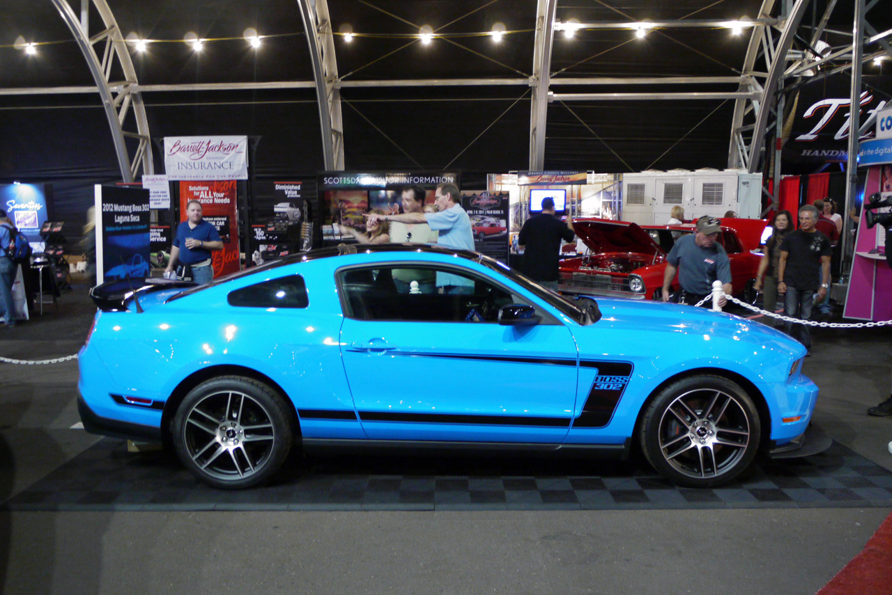 Mustang Laguna Seca Edition For Sale.html | Autos Weblog