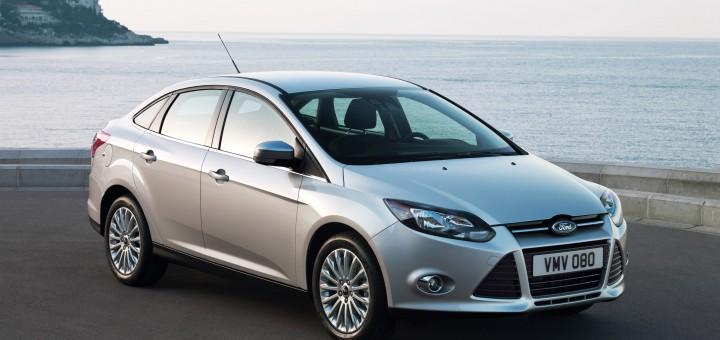 The all-new Ford Focus Sedan(FoE)
