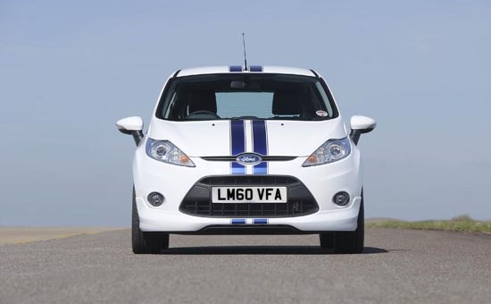 Limited Edition Ford Fiesta S1600 Gets Hotter (UK)