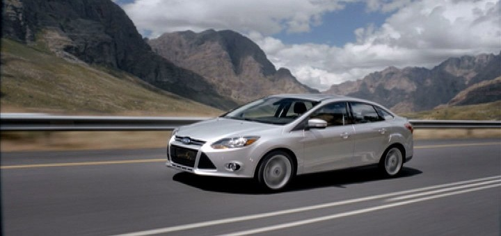 Ford Launches Global Advertising Campaign for All-New Focus