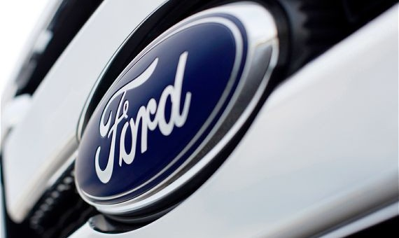 Ford Logo Grill