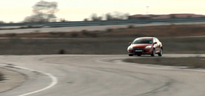 Justin and Tanner Focus Global Test Drive Speed Challenge Record
