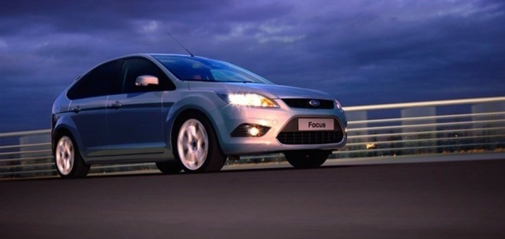 2010 Ford Focus Europe