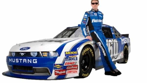Carl Edwards NASCAR Mustang