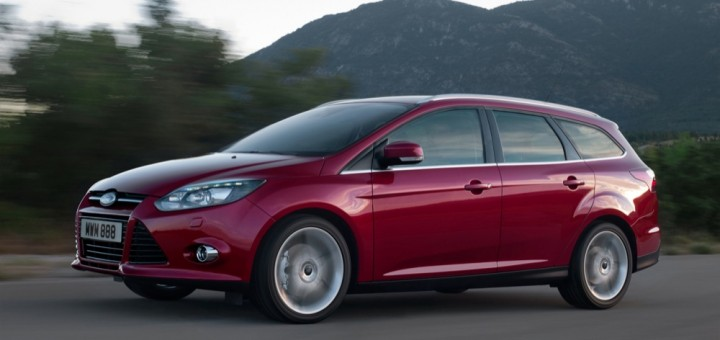 The all-new Ford Focus Wagon(FoE)
