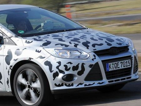 Ford Focus ST Camo