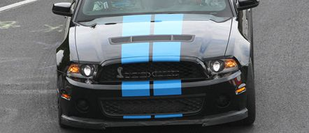 2013 Ford Shelby GT500 Spy Shots