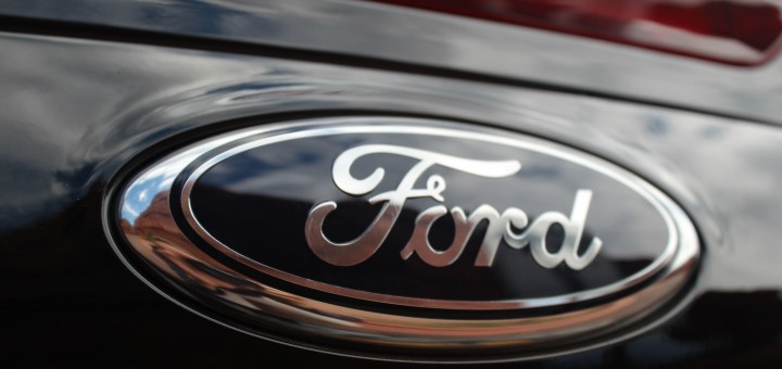 Ford Logo - 2012 Focus Sedan