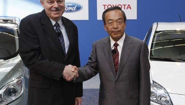 Ford Toyota Partnership