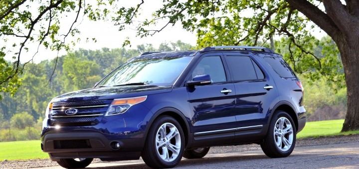Ford Explorer Mustang Recognized By Kelley Blue Book