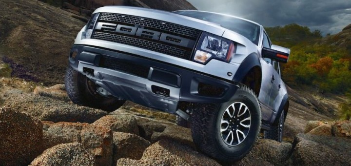 2012 Ford SVT Raptor