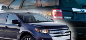 Ford Escape Ford Edge