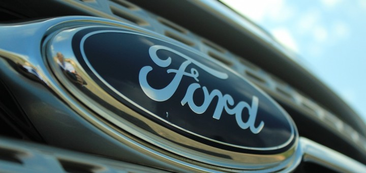 Ford Logo - Taurus SHO Grille