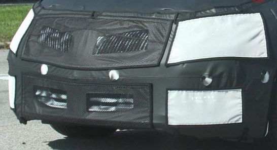 Lincoln MKZ Spied