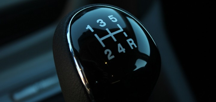 2012 Ford Focus SE - 5 Speed Shifter