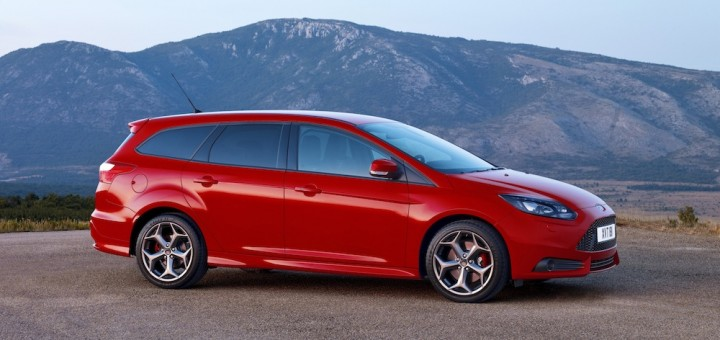 New Focus ST Wagon