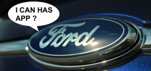 Ford Logo - I can has app