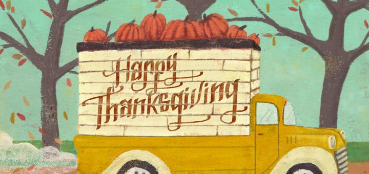 Happy Thanksgiving From Ford Authority Motrolix