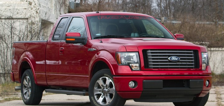 2012 Ford Roush F-150 1