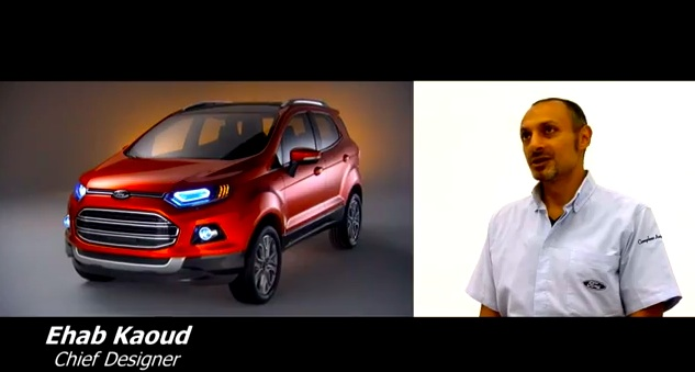 Ehab Kaoud - Ford EcoSport Chief Designer