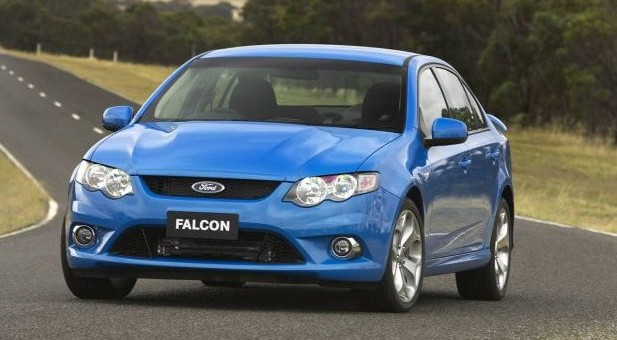 Ford Falcon FG XR Series